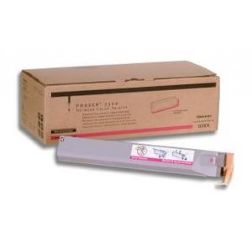 Xerox 016197800, Toner Cartridge HC Magenta, Phaser 7300- Original