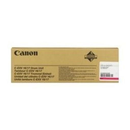 Canon 0256B002AB, Drum Unit- Magenta, CLC4040, CLC5151, C-EXV16- Original