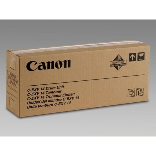 Canon 0385B002AA, C-EXV14 Drum Unit - Genuine, iR2016, iR2020