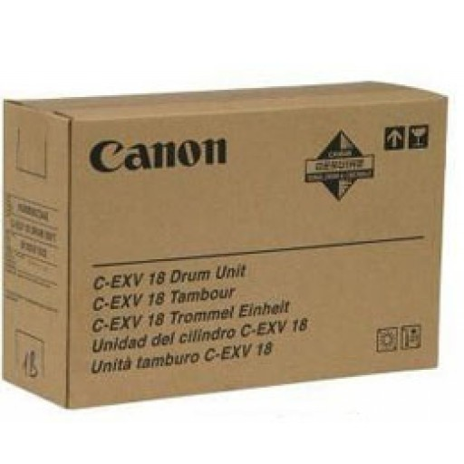 Canon, 0388B002AA, Drum Unit, iR1018, iR1022- Original