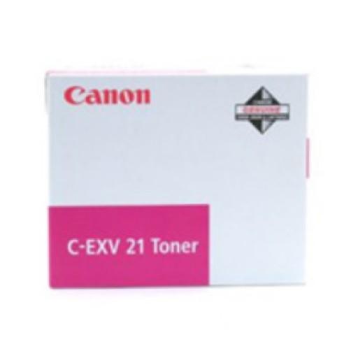 Canon 0454B002AA, Toner Cartridge Magenta, iR C2380, 2880, 3080,3380, C-EXV21- Original