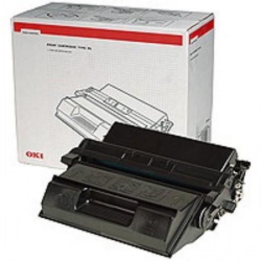 Oki 09004462 Toner Cartridge - HC Black, B6500- Genuine