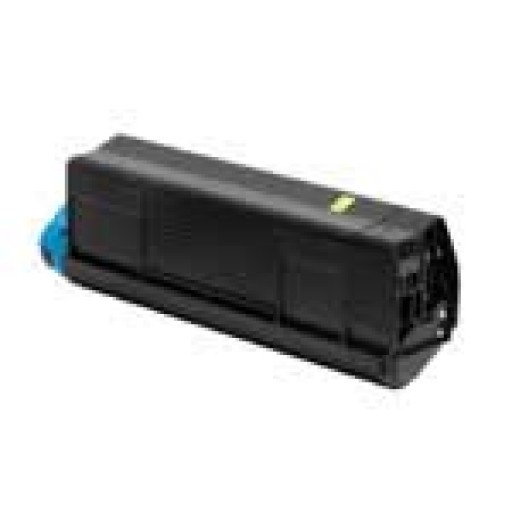 Oki 42804505 Toner Cartridge Yellow, C5200, C5400 - Genuine