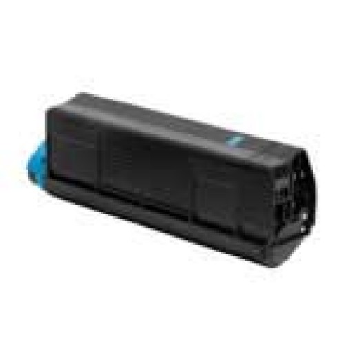 Oki 42804515 Toner Cartridge Cyan, C3000, C3100 - Genuine