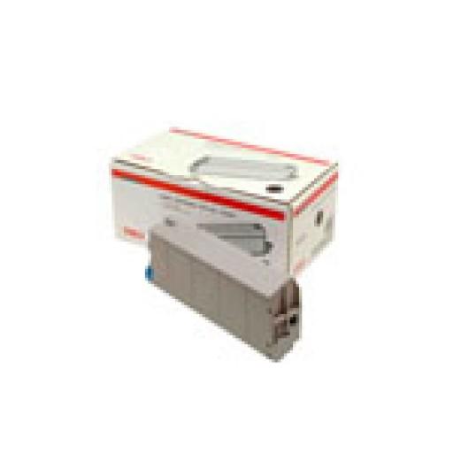Oki 41963008, Toner cartridge- Black, C7100, C7300, C7350, C7500- Genuine
