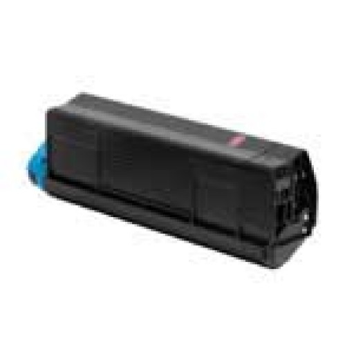 Oki 42804506 Toner Cartridge Magenta, C5200, C5400- Genuine