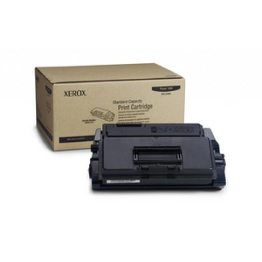 Xerox 106R01370, Toner Cartridge- Black, Phaser 3600- Original
