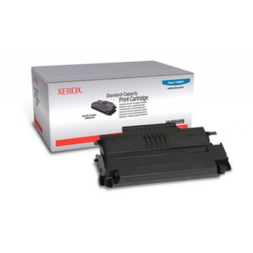 Xerox 106R01378 Toner Cartridge - Black, Genuine