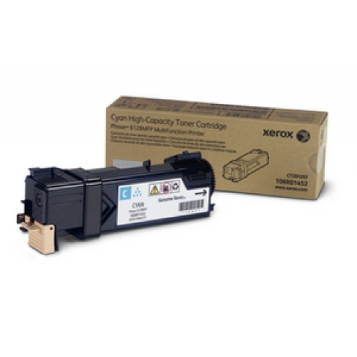Xerox 106R01452 Toner Cartridge - Cyan Genuine