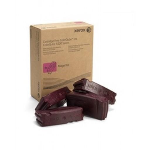 Xerox, 108R00830, Solid Ink Sticks Magenta x 4, ColorQube 9201, 9202, 9203, 9301- Original