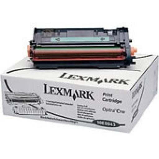 Lexmark 10E0043, Toner Cartridge- Black, C710- Genuine