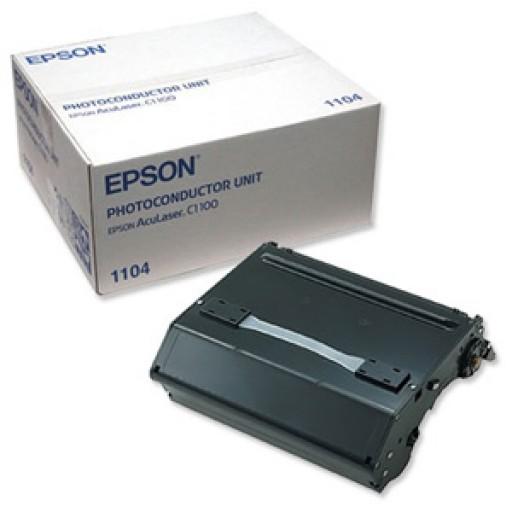 Epson C13S051104, Photoconductor Unit, Aculaser C1100- Original