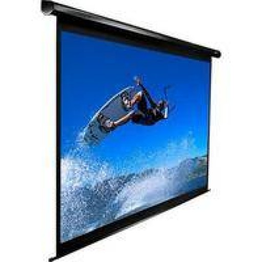 Elite ELECTRIC125H-BLACK Electric Spectrum Projection Screen