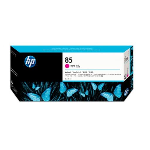 HP C9432A No.85 Ink Cartridge - Magenta Multipack Genuine