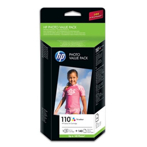 HP Q8898AE 110 SERIES PHOTO VALUE PACK