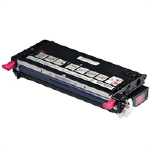 Dell  593-10172, Toner Cartridge HC Magenta, 3110cn, 3115cn- Original