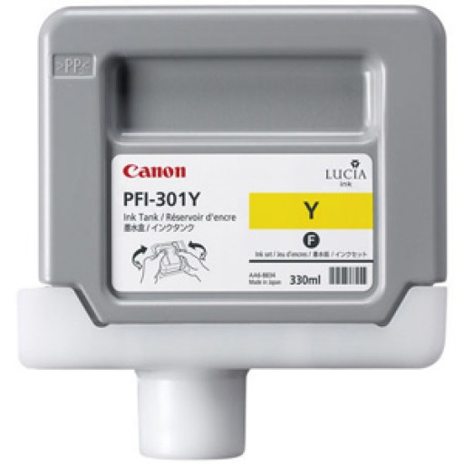 Canon Pigment Ink Tank - Yellow, 1489B001AA