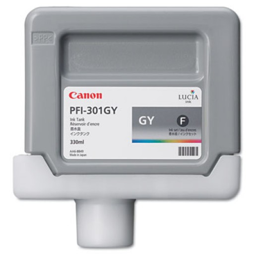 Canon Pigment Ink Tank - Grey, 1495B001AA