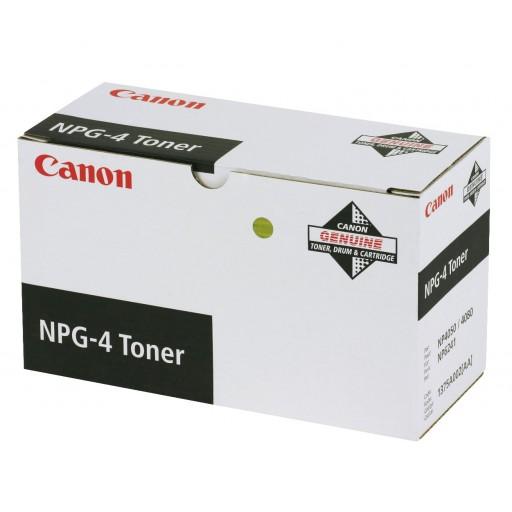 Canon 1375A002AA, Toner Cartridge- Black, NP4050, NP4080, NP6241- Original