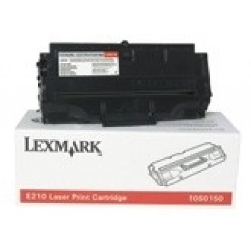Lexmark 10S0150, Toner Cartridge Black, E210- Original
