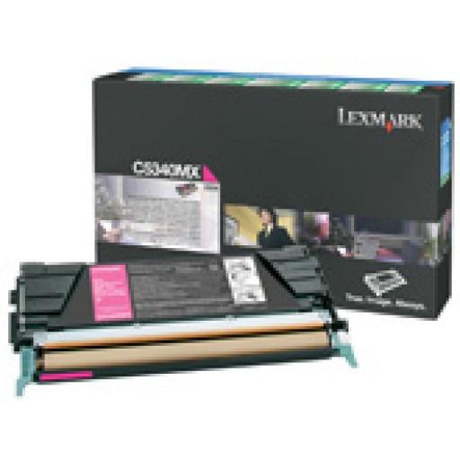 Lexmark C5340MX, Toner Cartridge HC Magenta, C534- Original