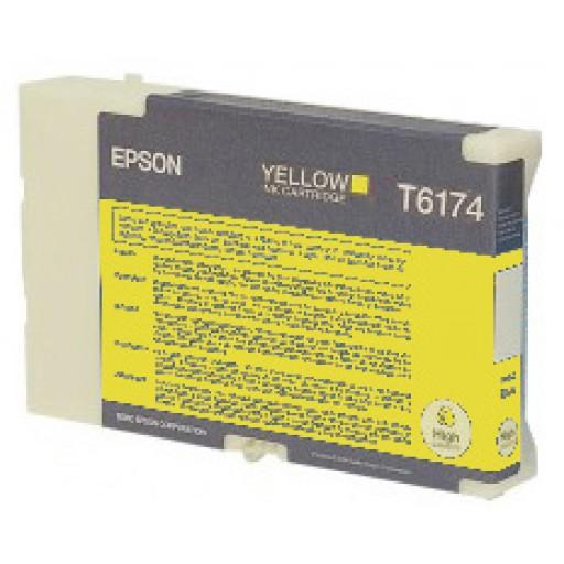 Epson T6174 Ink Cartridge - Yellow Genuine