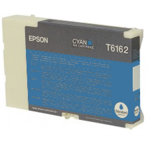 Epson T6162 Ink Cartridge - Cyan Genuine