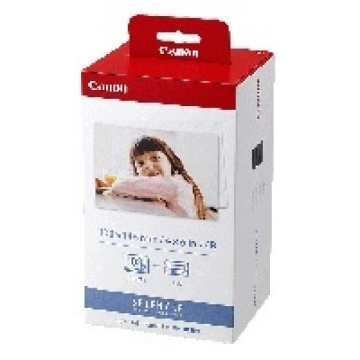 Canon 3115B001AA KP-108IN Ink Casette & Photo Paper -  Multipack Genuine
