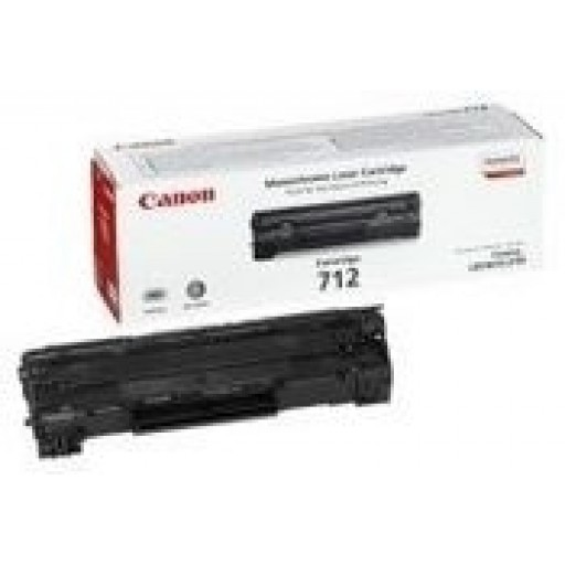 Canon 1870B002AA, Toner Cartridge- Black, i-SENSYS LBP3010, LBP3100- Original