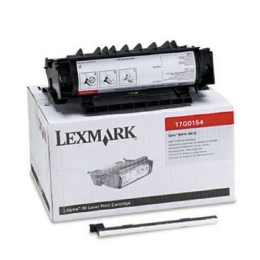Lexmark 17G0154, Toner Cartridge HC Black, M410, M412- Original