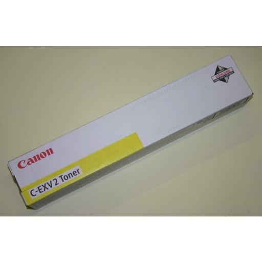 Canon 4238A002AA, Toner Cartridge- Yellow, iR C2050, C2058, C2100, C2105- Original