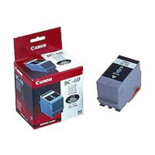 Canon  0917A002AA BC-60 Ink Cartridge - Black Genuine