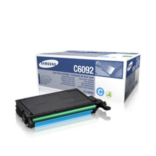 Samsung CLT-C6092S, Toner Cartridge Cyan, CLP-770ND, 775- Original