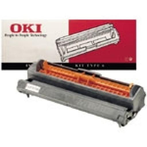 Oki 40709902 Drum Unit Type 6 - Black Genuine