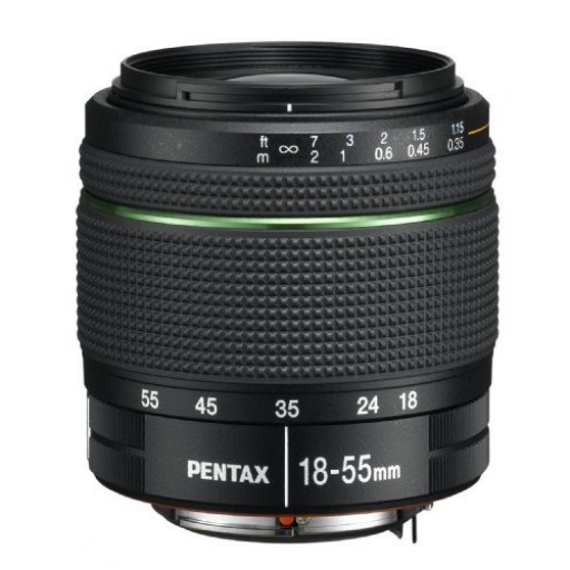 Pentax Imaging 18-55mm Lens