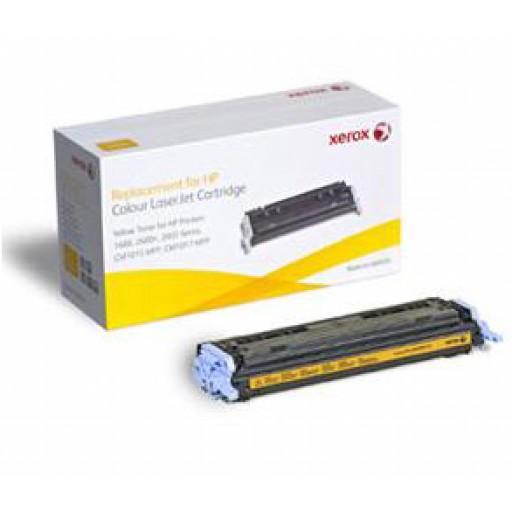 Xerox 003R99770 HP Q6002A Compatible Toner - Yellow