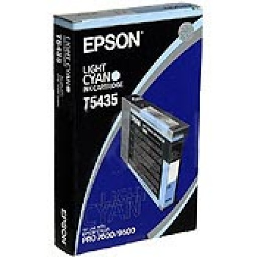 Epson T5435 Ink Cartridge - Light Cyan Genuine