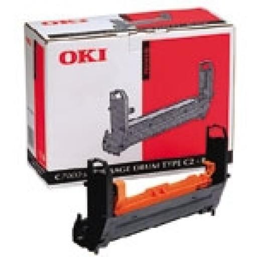 Oki, 41962808, Image Drum Unit- Black, C7100, C7300, C7350, C7500- Original