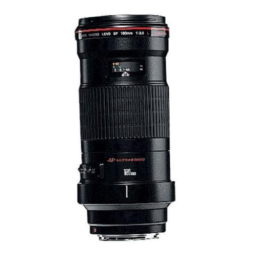Canon Efm180mm f/3.5 L Usm Lens