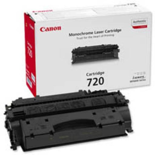 Canon 2617B002AA, Toner Cartridg- Black, MF6680dn- Original
