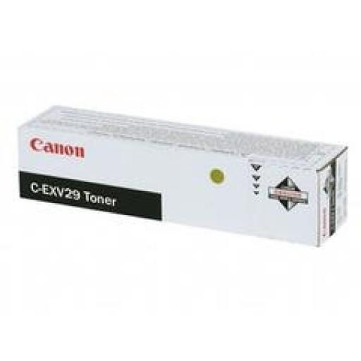 Canon 2790B002AB, Toner Cartridge Black, IR C5030, C5035, C-EXV29- Original