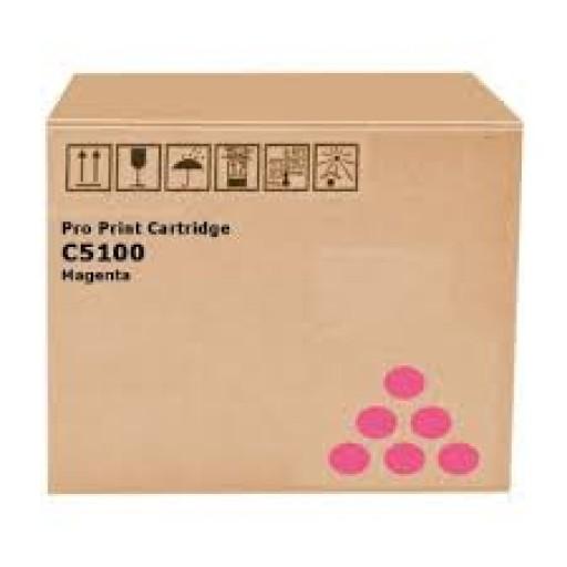 Ricoh 828227, Toner Cartridge Magenta, Pro C5110S, Pro C5100S- Original