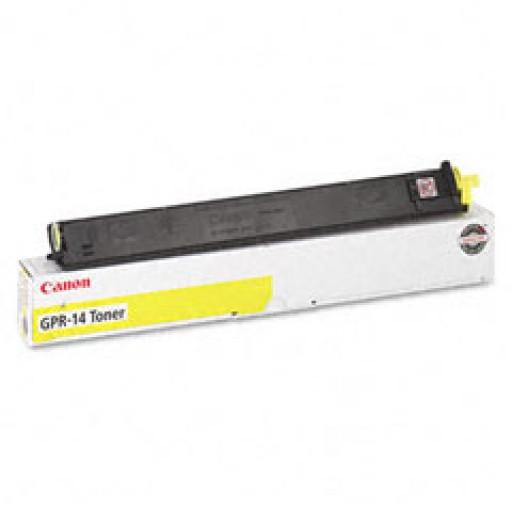 Canon 2450B002AA, Toner Cartridge Yellow, iR C5800, C5870, C6800, C6870- Original