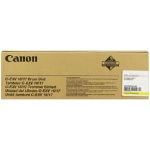 Canon 0255B002AA, Drum Unit Yellow, CLC4040, CLC5151, C-EXV16- Original