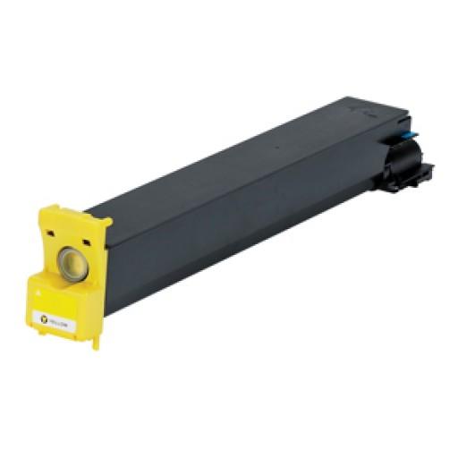 Konica Minolta TN312Y Toner Cartridge HC Yellow, 8938706, C300, C352 - Compatible