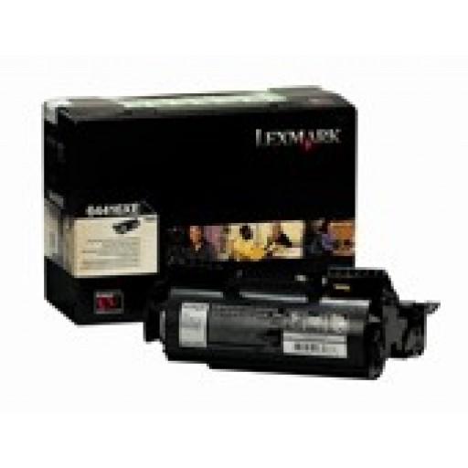 Lexmark 64416XE, Toner Cartridge Extra HC Black, T644- Original