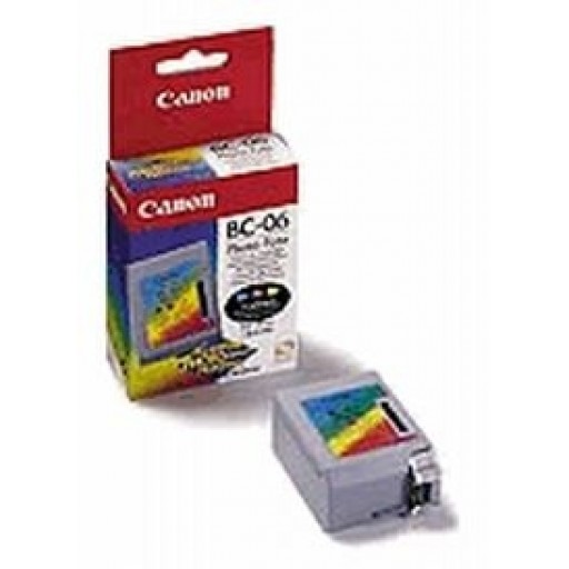 Canon 0886A002AA BC-06 Ink Cartridge - Photo Colour Genuine
