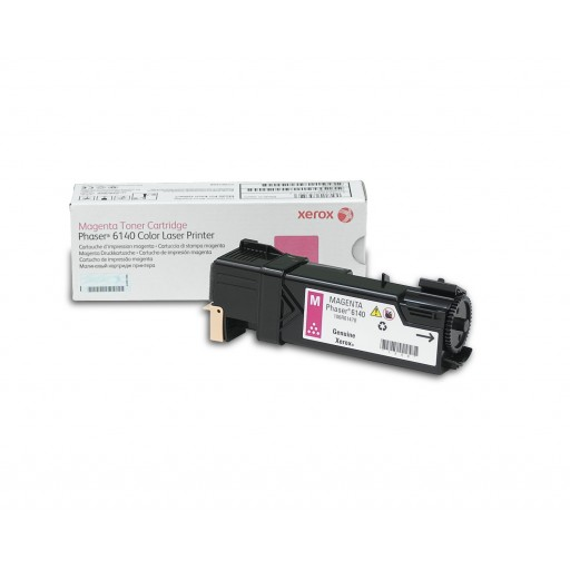 Xerox 106R01478, Toner Cartridge Magenta, Phaser 6140- Original