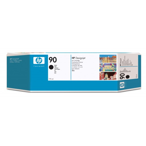 HP C5059A No.90 Ink Cartridge - HC Black Genuine