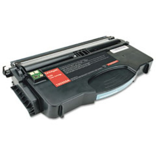Lexmark 12016SE, Toner Cartridge- Black, E120- Compatible